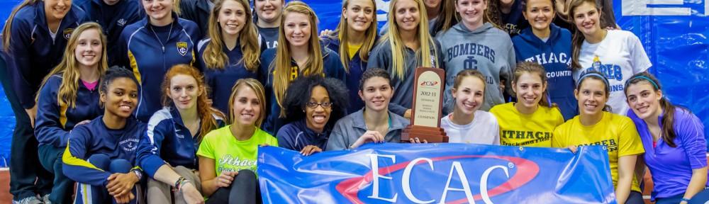 Ithaca Wins ECAC DIII Track Championships