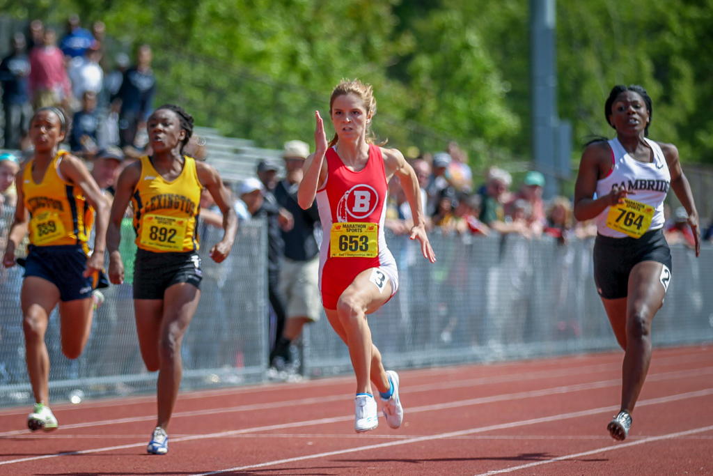 Girls All-State Performance List