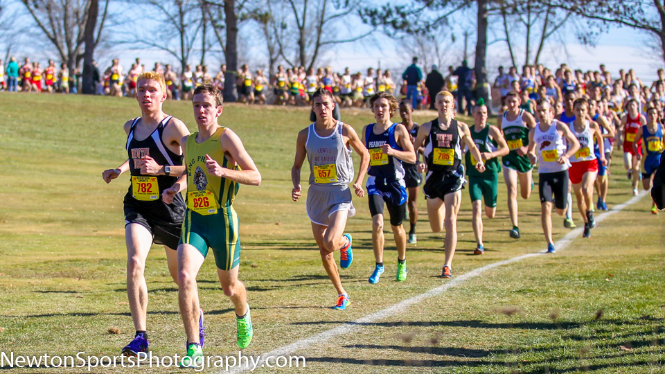 Mass State Cross Country Championships