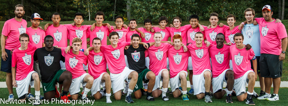 Newton North Soccer ties Brookline